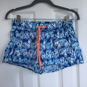 Lilly Pulitzer Womens Shorts Size XS